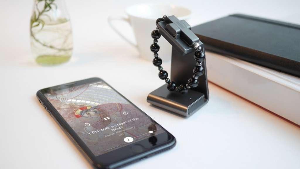 Pour les prières numériques. © Vatican