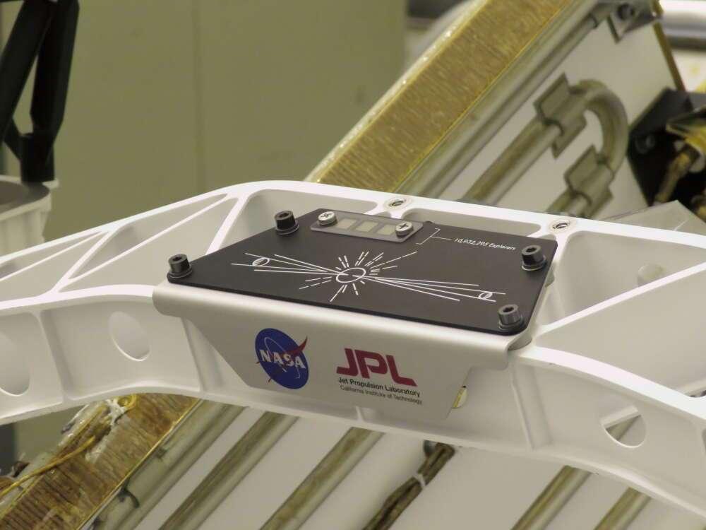 Ce message est-il à destination d'extraterrestres qui sauraient lire le morse? © JPL Caltech, Nasa