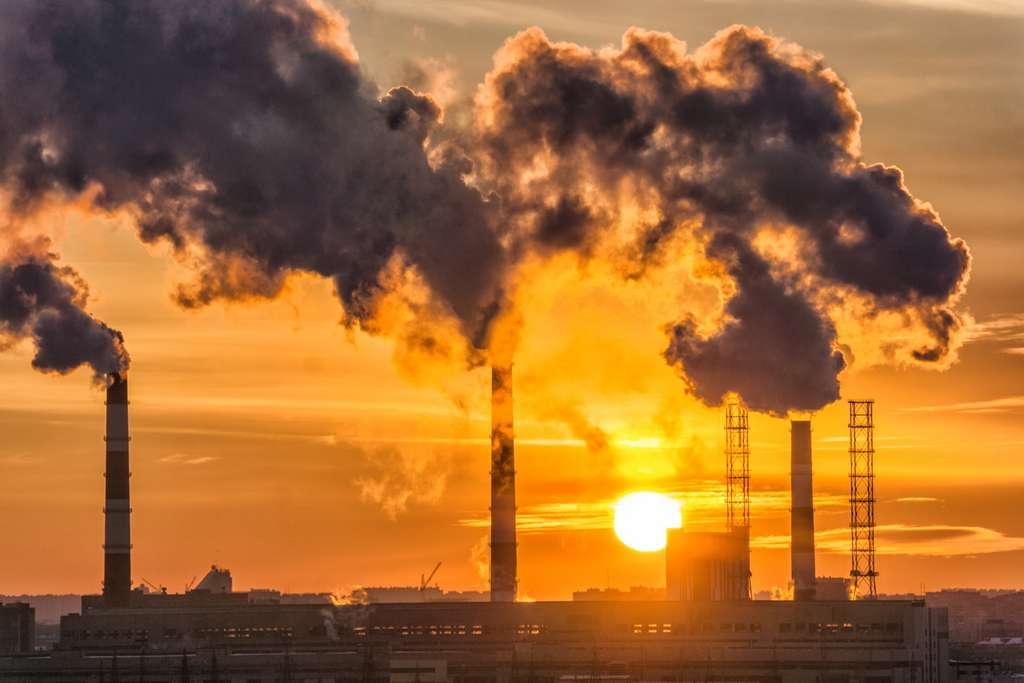 Le stockage de CO2 dans l'atmosphère conserve son pouvoir de réchauffement une centaine d'années. © Алексей Филатов, Adobe Stock