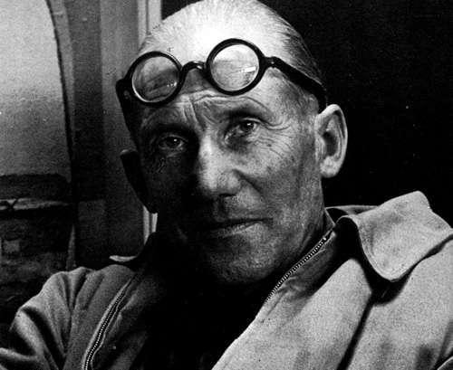 Le Corbusier. © DP