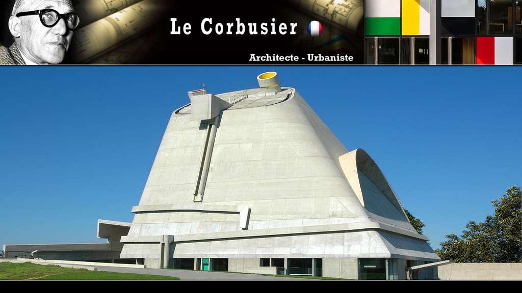 Le Corbusier et le plus grand ensemble architectural d'Europe