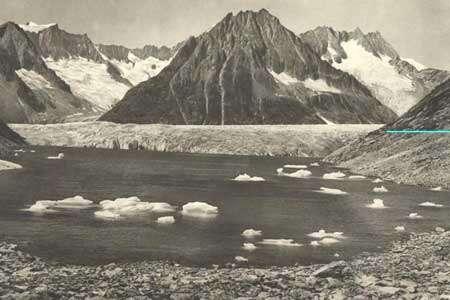 Vers 1925 H. Schmithals (1930). Die Alpen Photo : J. Gaberell - Tous droits de reproduction interdit