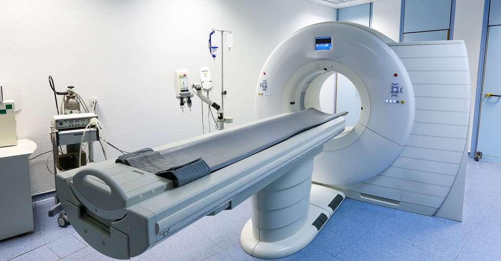 Pour confirmer le diagnostic de la maladie de Parkinson, un scanner peut être utilisé. © Zlikovec, Shutterstock