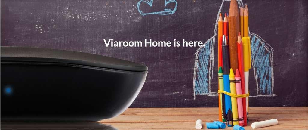 Discret, Viaroom Home surveille la maisonnée pour s'occuper de menus détails, de l'éclairage au chauffage. © Viaroom Technology