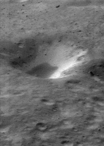 Surface d'Eros 4