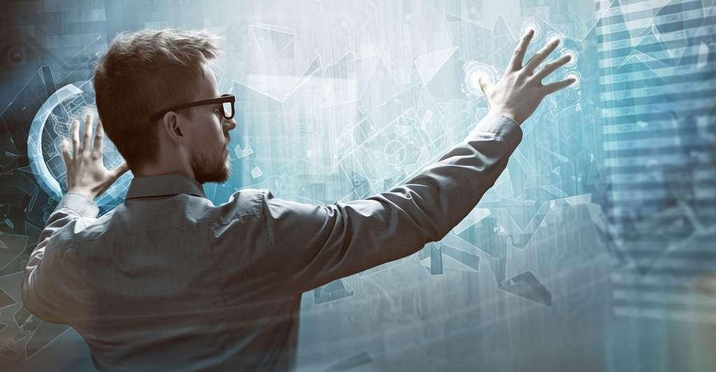 Simulation haptique. © Lassedesignen, Shutterstock
