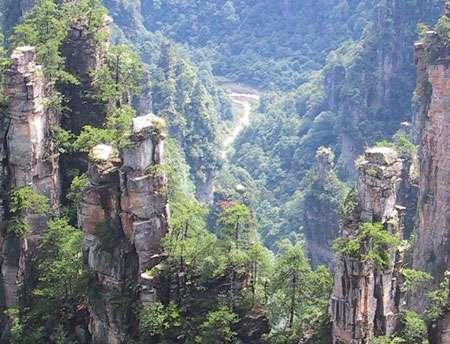 Paysage du Hunan