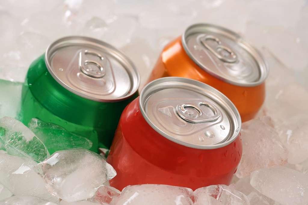 Les sodas sont des aliments ultratransformés. © Markus Mainka, Fotolia