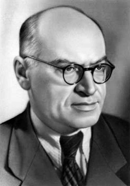 Le grand physicien russe Yakov Frenkel (1894-1952). © Wikipédia
