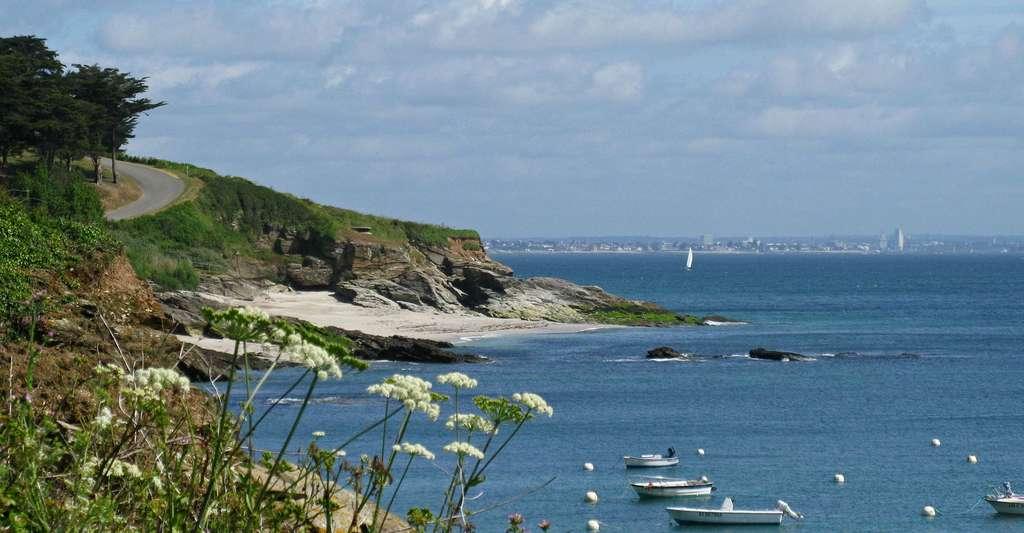 Quels sont les lieux d'intérêt du Morbihan ? Ici, l'île de Groix. © Laurent Lebois, Flickr, CC by-nc 2.0