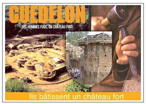 © Guédelon - Tous droits réservés