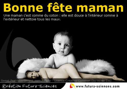 Une maman c'est...