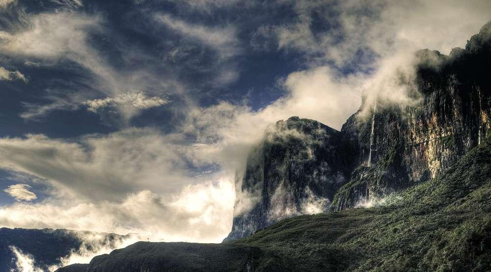 Le Mont Roraima a inspiré Le Monde perdu de Jurassik Park. © Tim Snell, Flickr