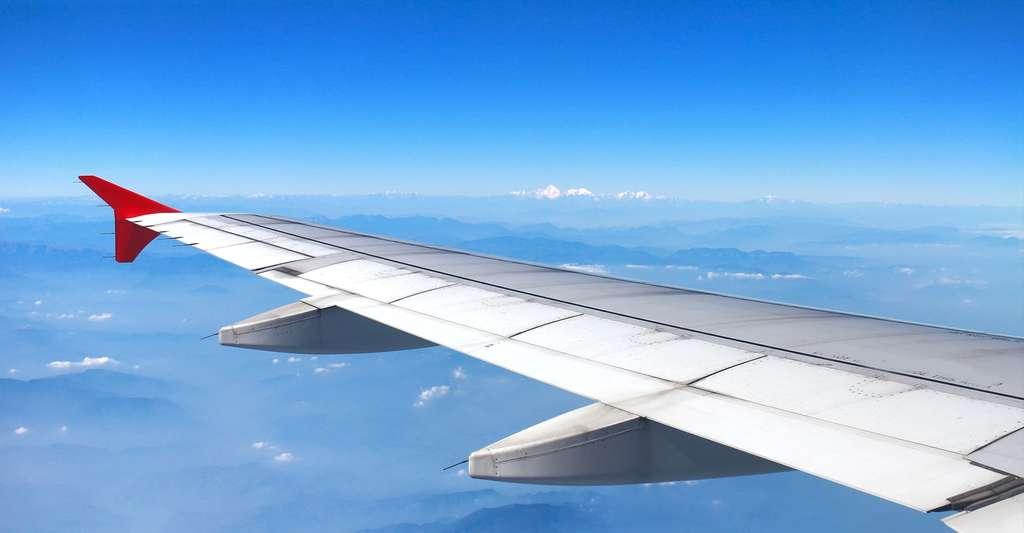 Portance des ailes d'avion. © Toiletroom - Shutterstock