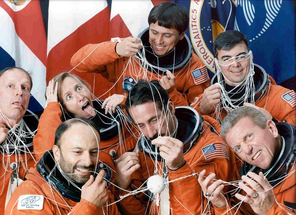 Les astronautes de la Nasa