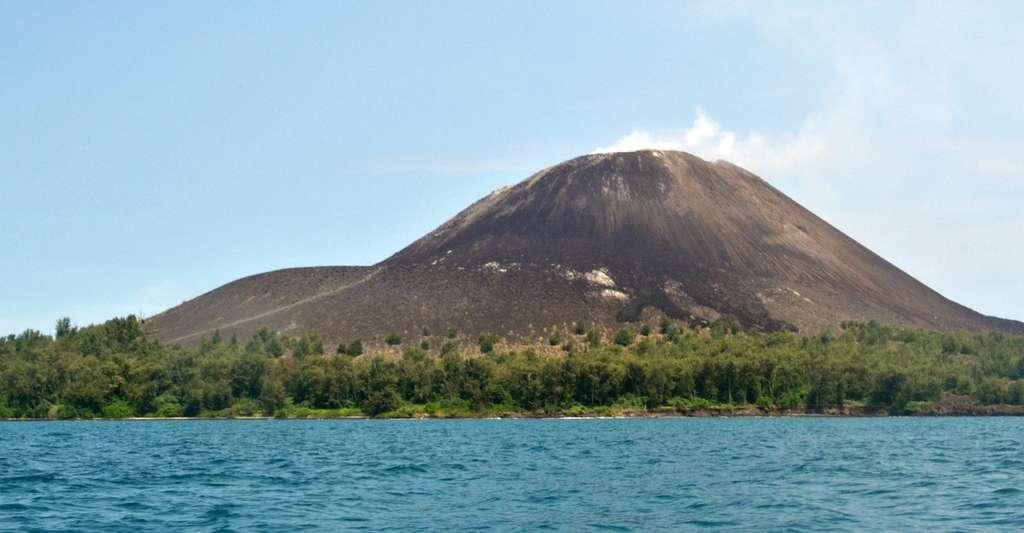 C'est une éruption du Krakatoa qui reste à ce jour dans les mémoires comme le bruit le plus fort de l'histoire. © leodaphne, Fotolia