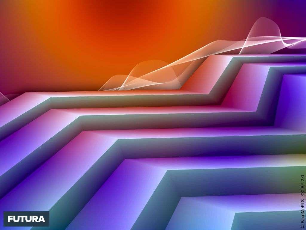 Dunes géométriques