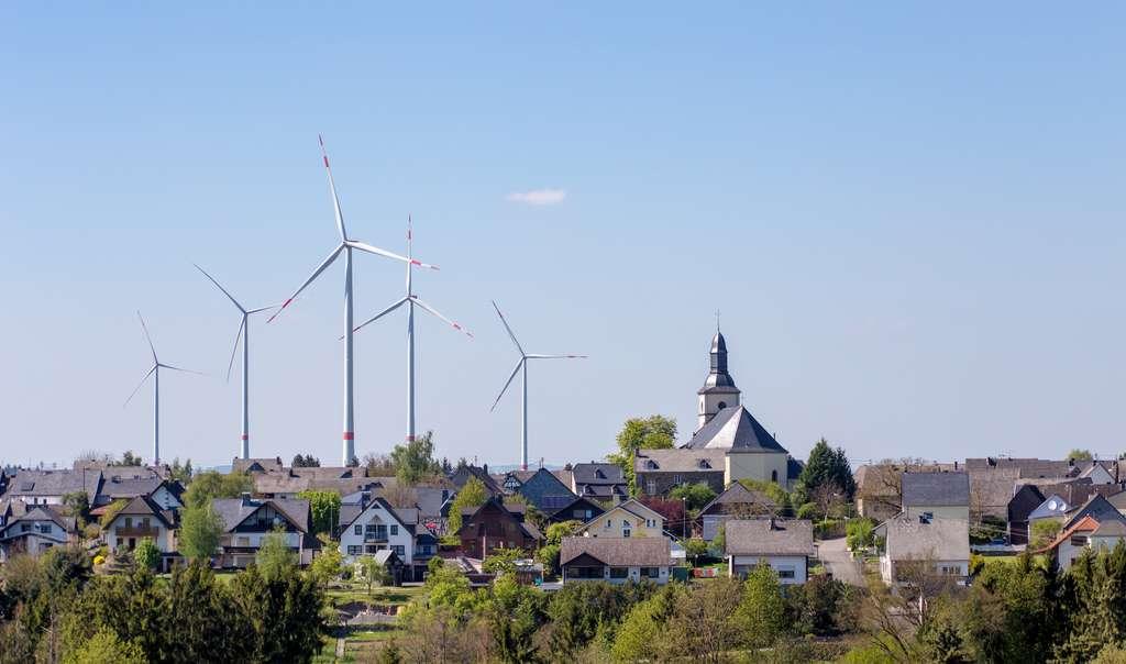 Les effets des infrasons liés aux éoliennes sur la santé tiennent surtout d'un phénomène physiologique. © Rainer Fuhrmann, Fotolia
