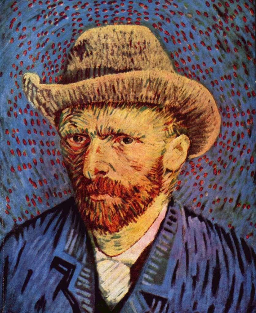 Le peintre Vincent Van Gogh était épileptique, comme de nombreuses autres personnalités telles que Jules César, Molière et Gustave Flaubert. Être touché par cette maladie n'empêche donc pas d'accomplir de grandes choses. © Wikimedia Commons, DP