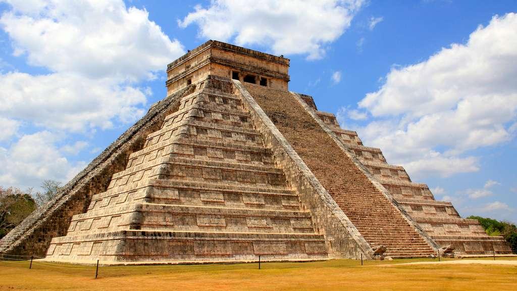 Chichén Itzá, la demeure du Serpent à plumes