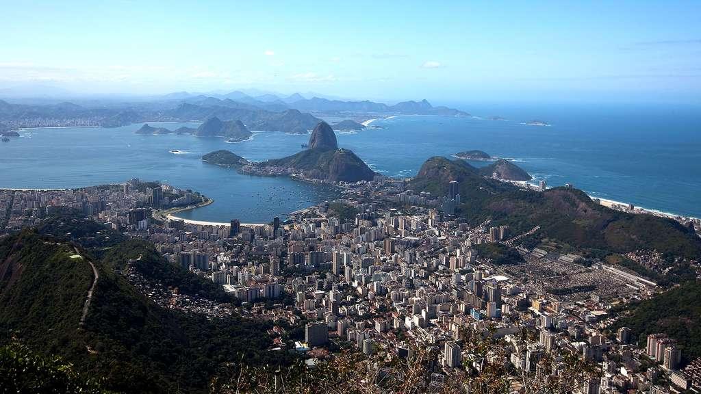 Rio de Janeiro, la ville merveilleuse