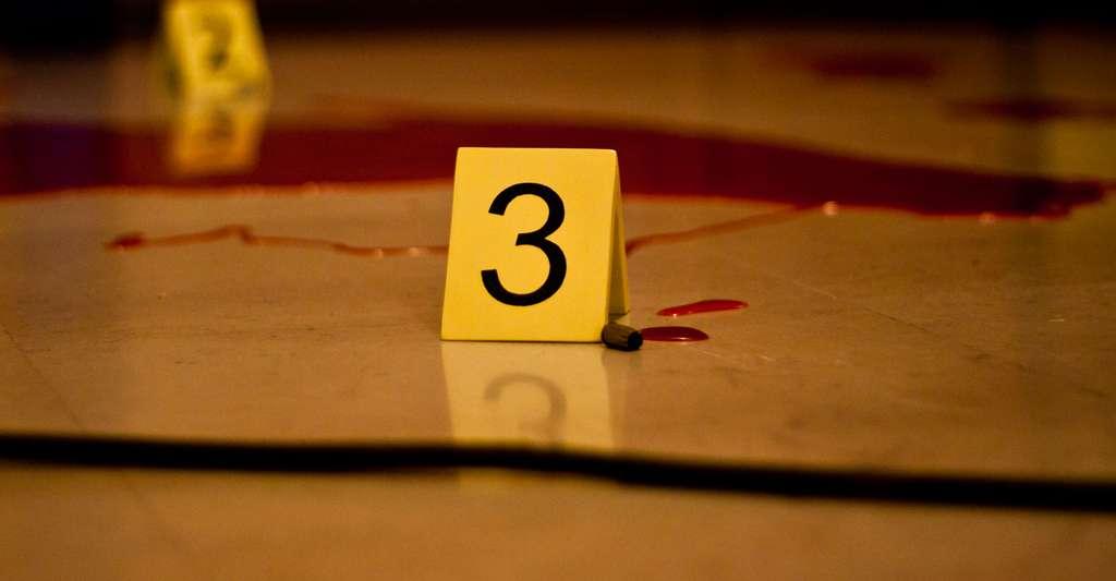 Une scène de crime peut laisser des indices qui mèneront au tueur. © Tangi Bertin, Flickr, CC by-sa 2.0