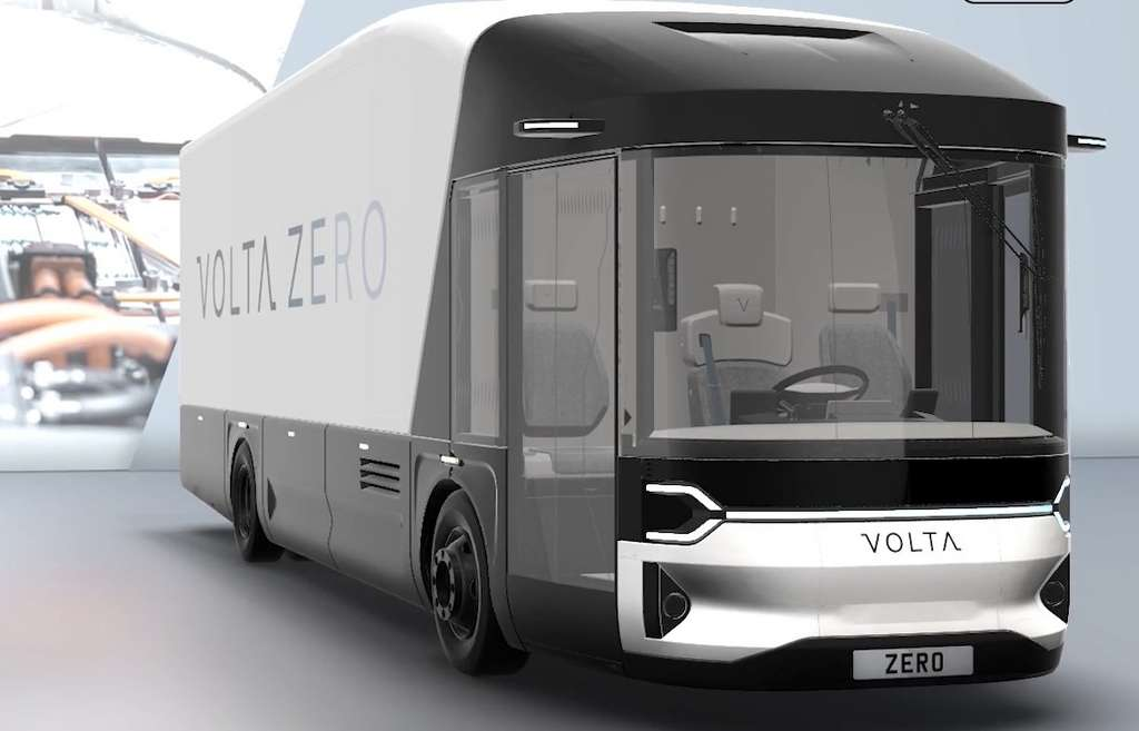Un prototype du Volta Trucks sera dévoilé d'ici la fin de l'année. © Volta Trucks