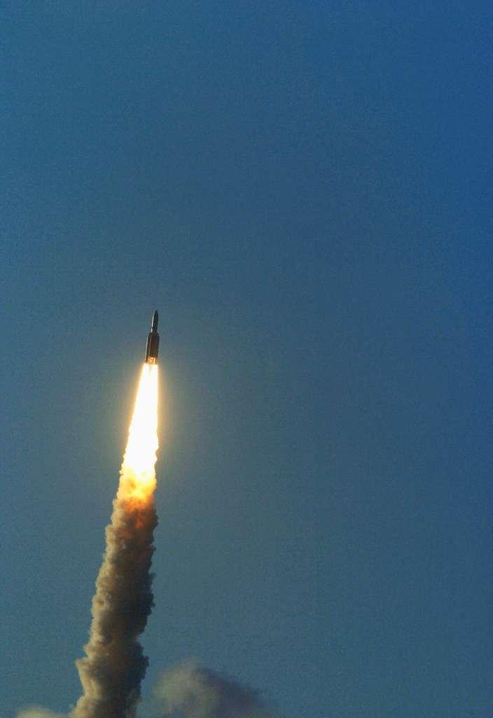 Vol de qualification d'Ariane 5 ECA