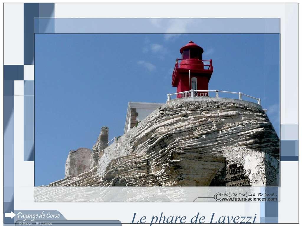 Phare de Lavezzi, Corse
