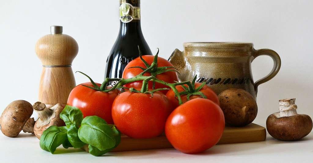 La gastronomie selon Brillat-Savarin. © Anelka, Pixabay, DP