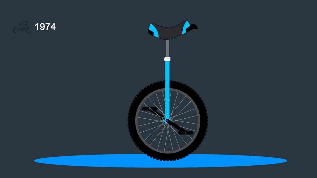 1974 : l'essor du monocycle