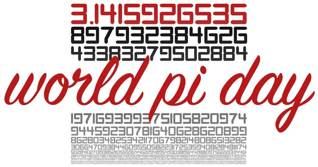 Le 14 mars est la journée de pi, en référence à la façon américaine d'écrire cette date : 3/14. Et la célébration se fait généralement à 13 heures 59 ou plutôt, pour les Américains, à 1 heure 59 afin de s'approcher encore plus de l'approximation 3,14159! © stefanholm, Fotolia