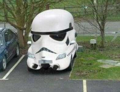 La Star Wars Mobile