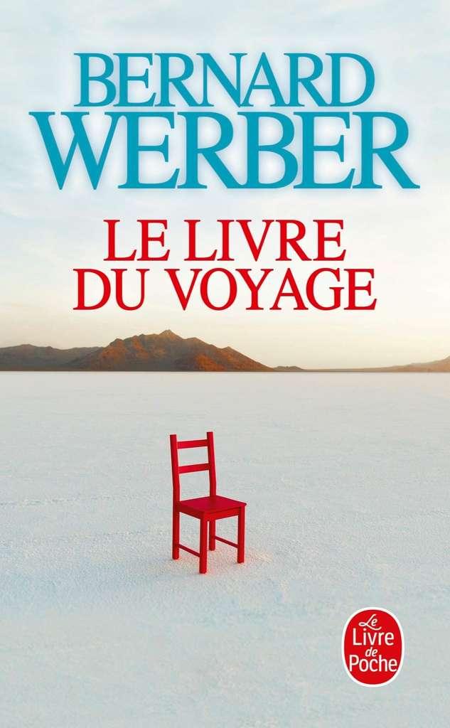 Le Livre du Voyage, Bernard Werber. © Édition de Poche