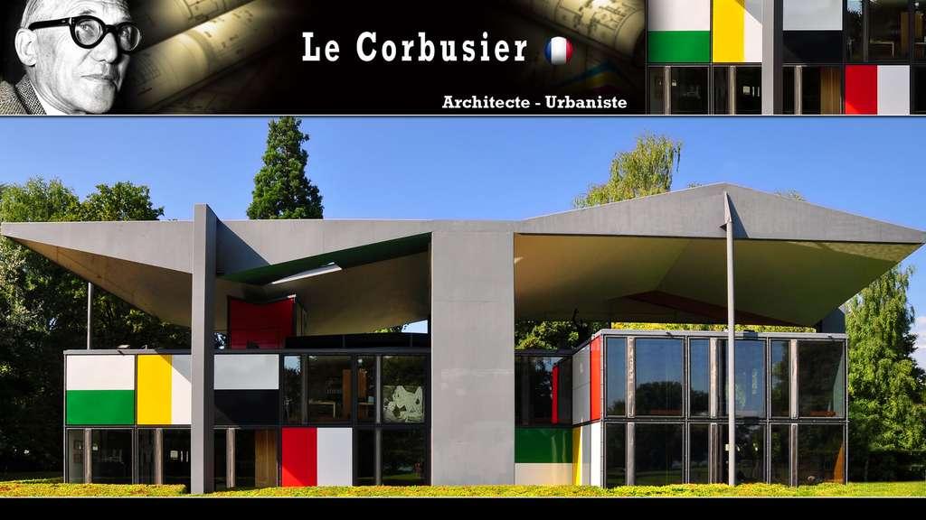 Le centre Le Corbusier : un musée de verre et d'acier, en Suisse