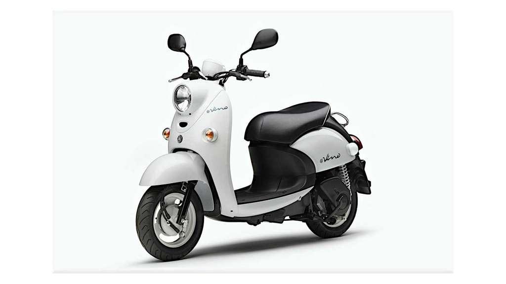 Le Yamaha e-Vino a un look rétro très sympa, mais… © Yamaha