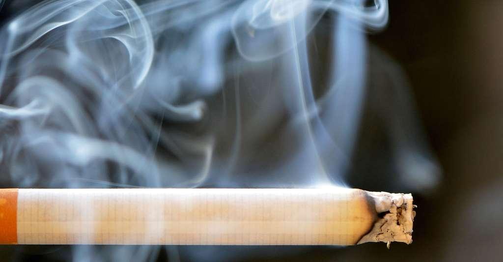 Le tabac est un facteur de risque majeur dans l'apparition de l'athérosclérose. © Alexas Fotos, CC0, Domaine public