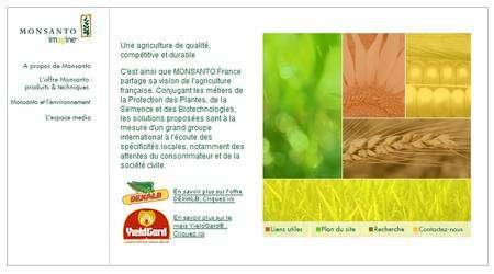 Monsanto, la firme dont les produits font débat...