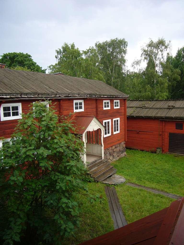 Maison Ossature Bois Suede photo | maison en bois à stockholm, en suède