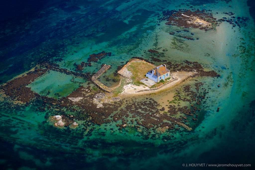 L'îlot de Nichtarguér, la perle des peintres