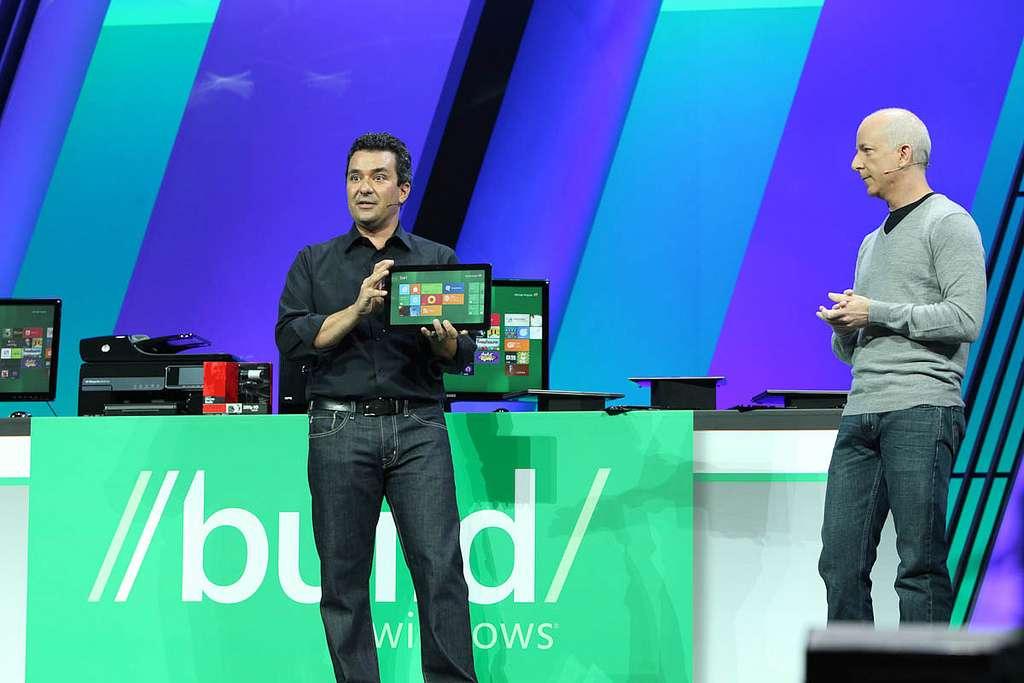 Seules les tablettes respectant les prérequis techniques fixés par Microsoft pourront prétendre à la certification Windows 8. © Microsoft