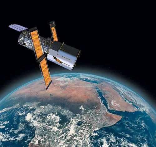 Hubble. © Reproduction et utilisation interdites