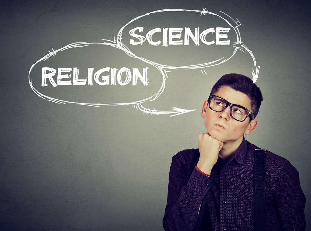 Il y aurait plus d'athées parmi les grands scientifiques… © Tryfonov, Fotolia