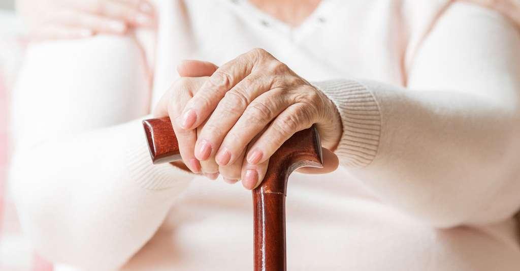 L'arthrose de la main. © Photographee.eu, Fotolia