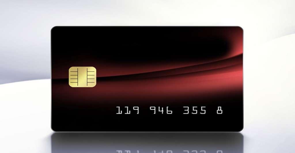 La plupart des cartes de crédit sont équipées de cette technologie. © Benjamin Haas, Shutterstock