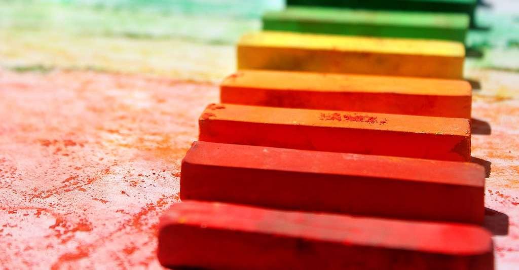 Crayons pastels © SKECCIO, Pixabay, DP