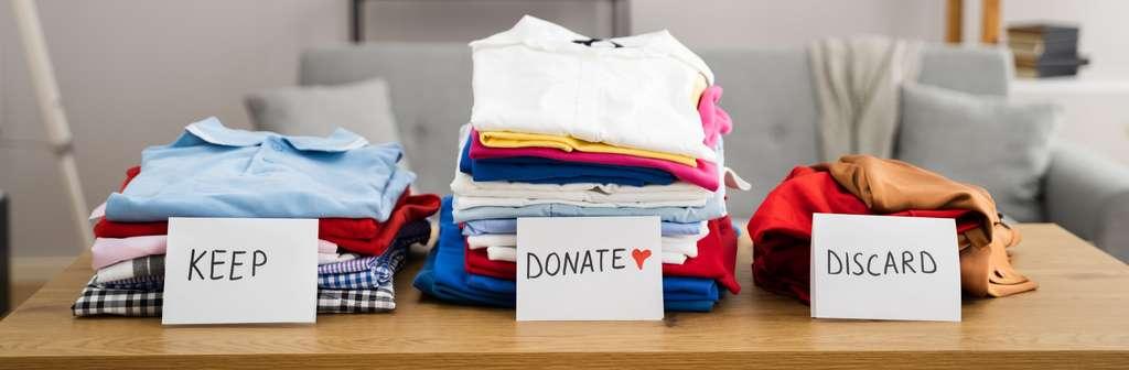 L'achat de vêtements d'occasion ou de seconde main ne serait pas non plus la panacée climatique. © Andrey Popov, Adobe Stock