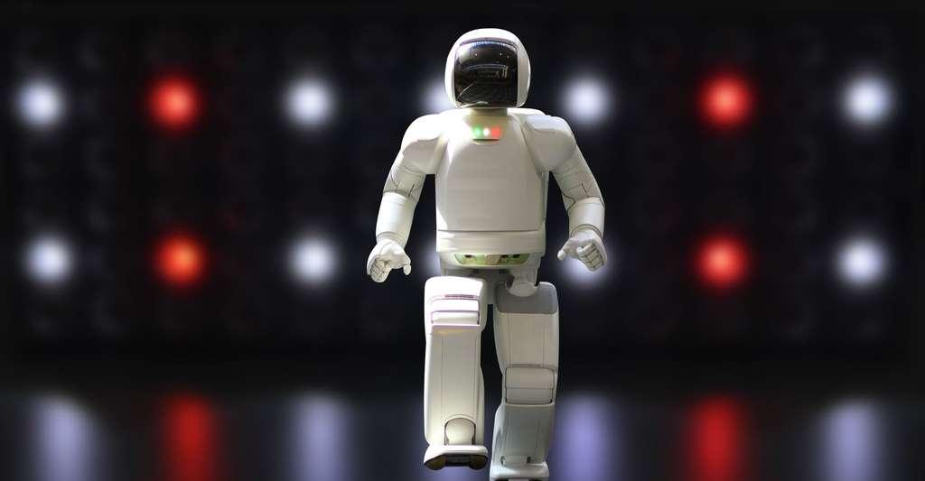 Robot Asimo de chez Honda. © Vanillase, CC by-sa 3.0