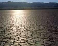 La sécheresse, cause de la famine dans la Corne de l'Afrique, engendre de nombreux effets collatéraux, dont un risque augmenté de transmission du VIH. © DR