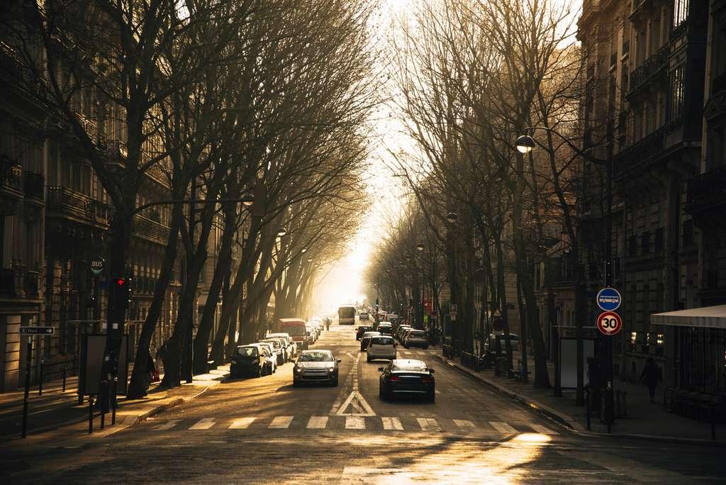 Pour lutter contre la pollution de l'air, les grandes villes peuvent mieux faire. © MarioGuti, IStock.com